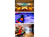 Bowling Alley and Amusement Center Machinery Import